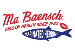 Ma Baensch - Kiss of Health Since 1932 - Marinated Herring