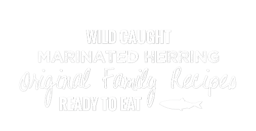Wild Caught Marinated herring Original Family Recipes Ready to Eat Herring